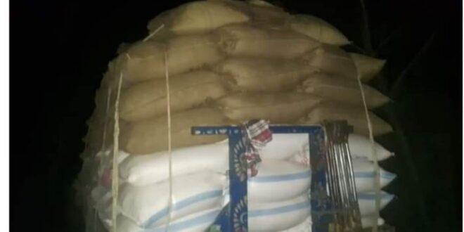 হরিপুরে আ'লীগ নেতার গোডাউনে ২৪০ বস্তা সরকারি চাল উদ্ধার, আটক