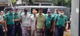 চট্টগ্রামে এএসআইকে গাড়িচাপায় হত্যা: তিন আসামি রিমান্ডে