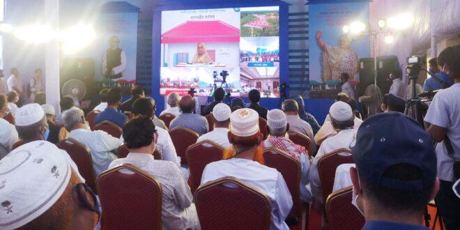 Kurirgram Prime Minister Asroyan Project Opening Photo-20-06-2021