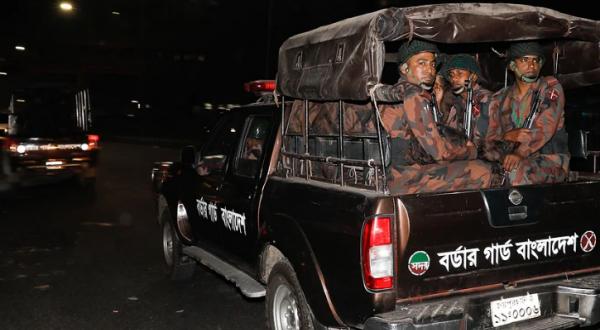 কুমিল্লাকাণ্ডঃ চট্টগ্রামের ১৪ প্লাটুন বিজিবি মোতায়েন
